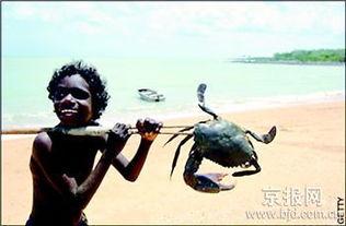10名肥胖少年将师从澳大利亚原住民,猎捕袋鼠、蜥蜴、甚至鲨鱼果腹...