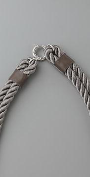 ...Lyn 双吊饰双绳项链