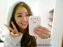 国际在线娱乐报道 韩星朴敏英日前... 14日,朴敏英更新微博: