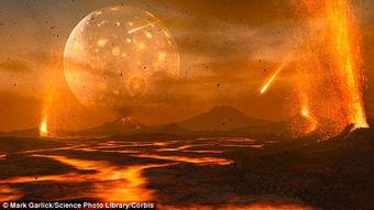 玉兔再临 跨越雨海纪,新的火山演化史