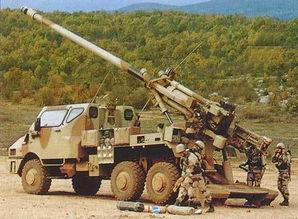 中国火炮卖的好为何法国会不高兴 国产车载榴弹炮欲霸占全球市场