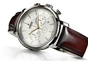 手表品牌排行榜及手表的挑选