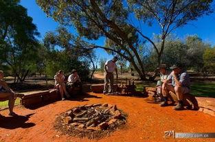 蓝天下的纯净之地 酷讯探秘澳洲乌鲁鲁旅游体验 乌鲁鲁篇 二