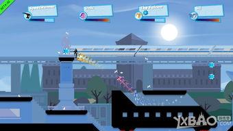 超极学生都市游-...奔跑者 充斥着超级英雄的城市