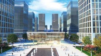 世界级湘商总部基地崛起 金桥角逐中西部第一 城 组图