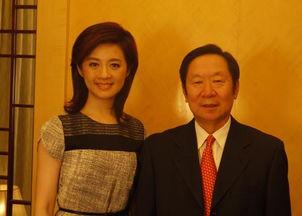 ...回归十五周年 凤凰卫视主持人许戈辉专访陈佐洱