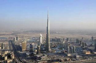 世界最高塔名为哈利法塔,是为了纪念阿布扎比酋长在金融危机时慷慨...