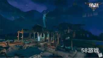 星辰塔-在幽深的夜空之下,玩家们用陷进来阻止怪物的入侵,星空下的女神像...
