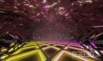 沉沦音乐之海 光与舞蹈VR 激情四射明日到来