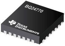 BQ24770 具有 SMBus I2C 接口的 NVDC 电池充电控制器 德州仪器 TI....