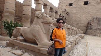 太子神殿-埃及最大的古神庙 卡纳克神庙 埃及17. 天津驴总