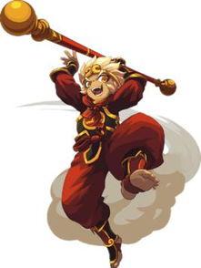 跑第一个脱离了枪神纪原型的角色.这样一个极具中国风色彩的人物在...
