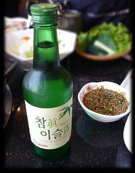 真露烧酒-韩国国宴除了吃泡菜还能吃点啥