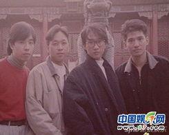 90年代港星珍藏版合影旧照曝光