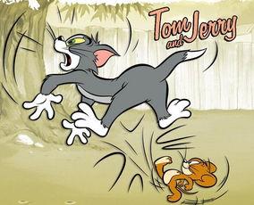 经典动漫 猫和老鼠