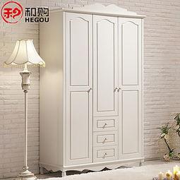 ...卧室家具 二门衣柜2.4米高 可购三四五门JDB055
