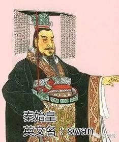 原来古代皇帝们都有英文名 汉武帝叫woody,简直亮瞎眼