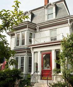 穿越时空的房子 美国曾最流行的民宅建筑风格