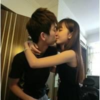 接吻情侣头像大全 喜欢别说告白 直接吻