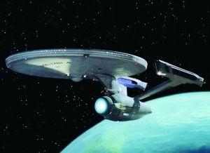 ...曲速驱动引擎的飞船-美国宇航局试图验证超光速曲速引擎原理