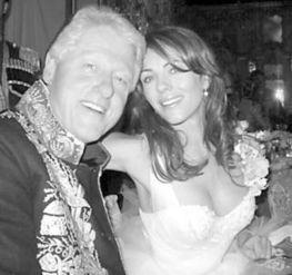 ...星被曝与克林顿偷情 其前男友讲述事件始末