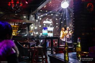 北京后海夜酒吧