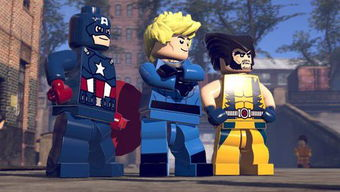 《乐高-漫威超级英雄》http://www.sonkwo.com/products/1814-逗趣大...