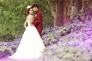 去大连拍婚纱照多少钱 大连外景婚纱照推荐
