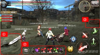 延续噬神者2的故事 噬神者OL 上架Android平台