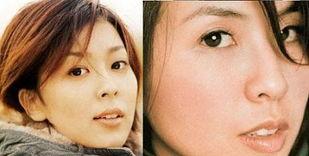 亚洲女明星跨国大 撞脸