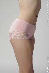 粉色内裤图片