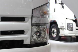 庆铃 五十铃KV600 130马力 4.17米单排厢式轻卡 QL5043XXYA5HA