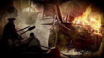 刺客信条4 黑旗 海盗的黄金时代 预告片公布