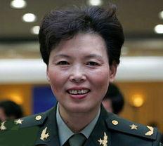 总政治部宣传部副部长.2006年7月晋升为少将军衔.   刘敏少将,...