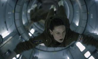 19号上映的《异星觉醒》.   正如这张英文海报营造出的恐怖氛围,这...