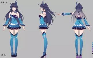 芽衣-蝶-同人设计被采纳 崩坏3玩家投稿皮肤正在制作中