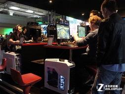 台式机成为高端玩家的最爱-电竞界盛会 Intel大师杯CeBIT震撼现场
