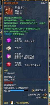 剑灵,8段暴风灵剑 1段惊雷 项链 耳环 戒指 1段 黄帝