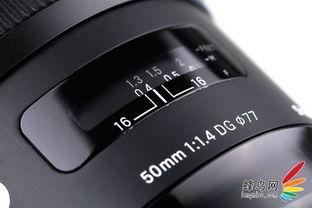 适马Art 50mm F1.4 DG HSM镜头的最近对焦距离为0.4米-顶级135标头...