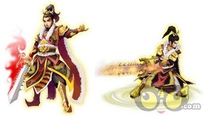 仁王刘备 职业:军师-49you 龙将 开年跨服战引爆激情二月天