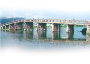 百百里桥,一千千秋桥,一万万寿桥,高的高功桥,矮的矮凳桥,长的...