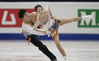 ...双人比赛 张丹张昊创历史最高纪录