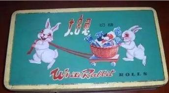 大白兔奶糖背后的品牌故事