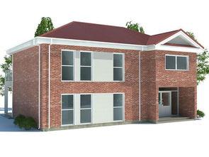 新农村双拼房屋