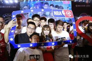 把NBA直播搬进大学体育馆 腾讯体育的产业野心