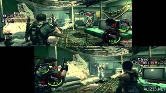 炒冷饭 生化危机5 登陆PS4 Xboxone主机平台