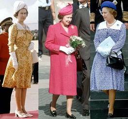 女王对鞋子也是专宠50年-英国女王90岁啦 超时尚IT Grandma存在即是...