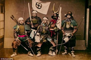 揭秘19世纪中后期日本武士道生活