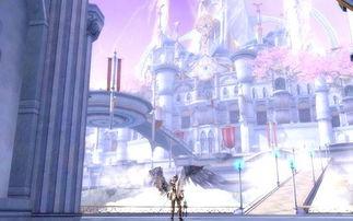 幻空之京-如天空之城 十大游戏中令人难忘的梦幻之地