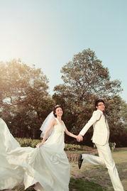 火速围观 小小白羊拍摄第三季强力来袭 正儿八经的婚纱照哦
